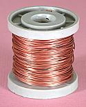 Bare Copper Wire 24 SWG 4oz
