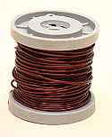 Enameled Copper Magnet Wire 18 SWG 4oz