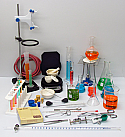 Professional Laboratory / Chemistry Set 53 Pieces