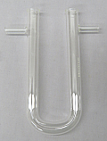 Drying Tube With Side Arm 125mm Long