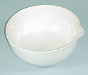 Evaporating Dish Porcelain 125ml