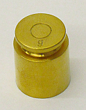Weight Weights Bottle Shape 1 gm