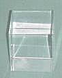 Acrylic Cube Density