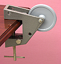 Pulley Bench and Rod Mounting