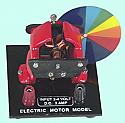 Motor Model Physics