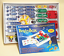 Brain Box Circuit Kit 188 Experiments / Projects