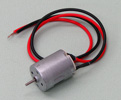 DC Motor with Wire