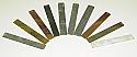 Electrode Iron Strip Flat