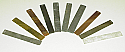 Electrode Zinc Strip Flat
