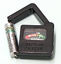 Battery Tester Handheld Square