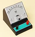 Galvanometer -35-0-35mA
