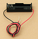 'AA' Cell Battery Holder With Wire