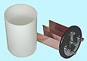 Copper Voltameter Electrolysis Apparatus