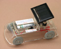 Solar Car Electricity