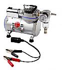 Portable Laboratory Pump 1/8 HP 12V DC