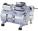 High Flow Laboratory Pump 1/8 HP 110V