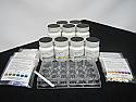 Determination of the pH of Aqueous Salt Solutions