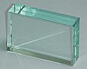 Glass Block Rectangular (75 x 50 x 15 mm)