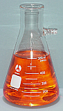 Filtering Flask Borosilicate Glass 500 ml