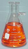 Filtering Flask Borosilicate Glass 500 ml cs of 48