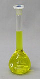 Volumetric Flask Glass 100mL Pack of 25