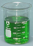 Beaker Borosilicate Glass 250 ml