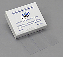 Plastic Microscope Slides pk of 144 Lab Zap