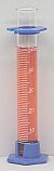 2-Part Graduated Measuring Cylinder Glass 50mL