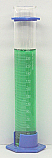2-Part Graduated Measuring Cylinder Glass 250mL
