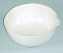 Evaporating Dish Porcelain 200ml