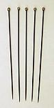 Insect Entomology Pins # 0 pk of 100