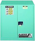 Justrite Sure-Grip EX Metal Acid Cabinet 45 Gallon