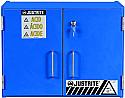 Justrite Nonmetallic Acid Cabinet