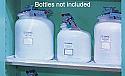 Justrite SpillSlope Steel Shelf With Tray 4 Gallon