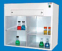 Chemical Storage Cabinet 4 Shelf Vented