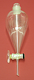 Separatory Funnel Glass Stopcock 100 ml
