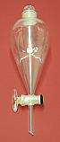 Separatory Funnel Glass Stopcock 250 ml