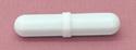 Magnetic Stir Bar Octahedral PTFE 10 x 48.5mm