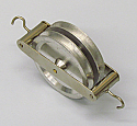 Aluminum Pulley Double Parallel