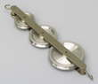 Aluminum Pulley Triple Tandem