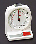Table Top Large Quartz Stop Clock