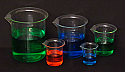 Beaker PMP (TPX), 25ml