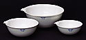Evaporating Dish Porcelain Superior Quality Flat 80ml