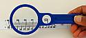 Magnifier Double Lens 5x 8x
