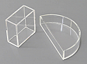 Acrylic Refraction Cell Set