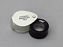 Magnifier Folding Loupe 10x