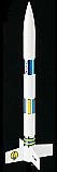 Generic E2X 12 Rocket Bulk Pack Estes Rockets