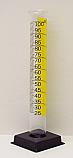 Cylinder Graduated Plastic Transparent 100ml