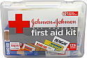 First Aid Kit 125 Pieces, All Purpose