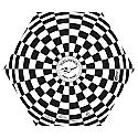 6 Inch Printed Parachute